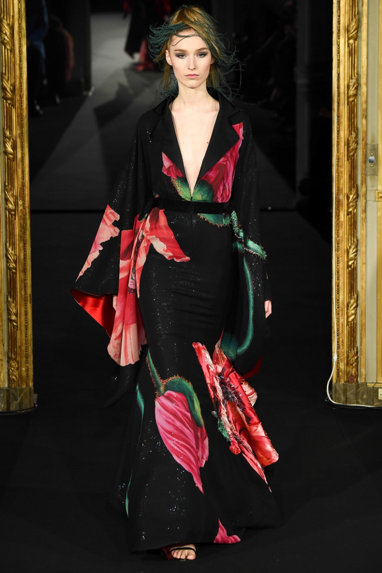 Alexis Mabille Couture весна-лето 2015 #21