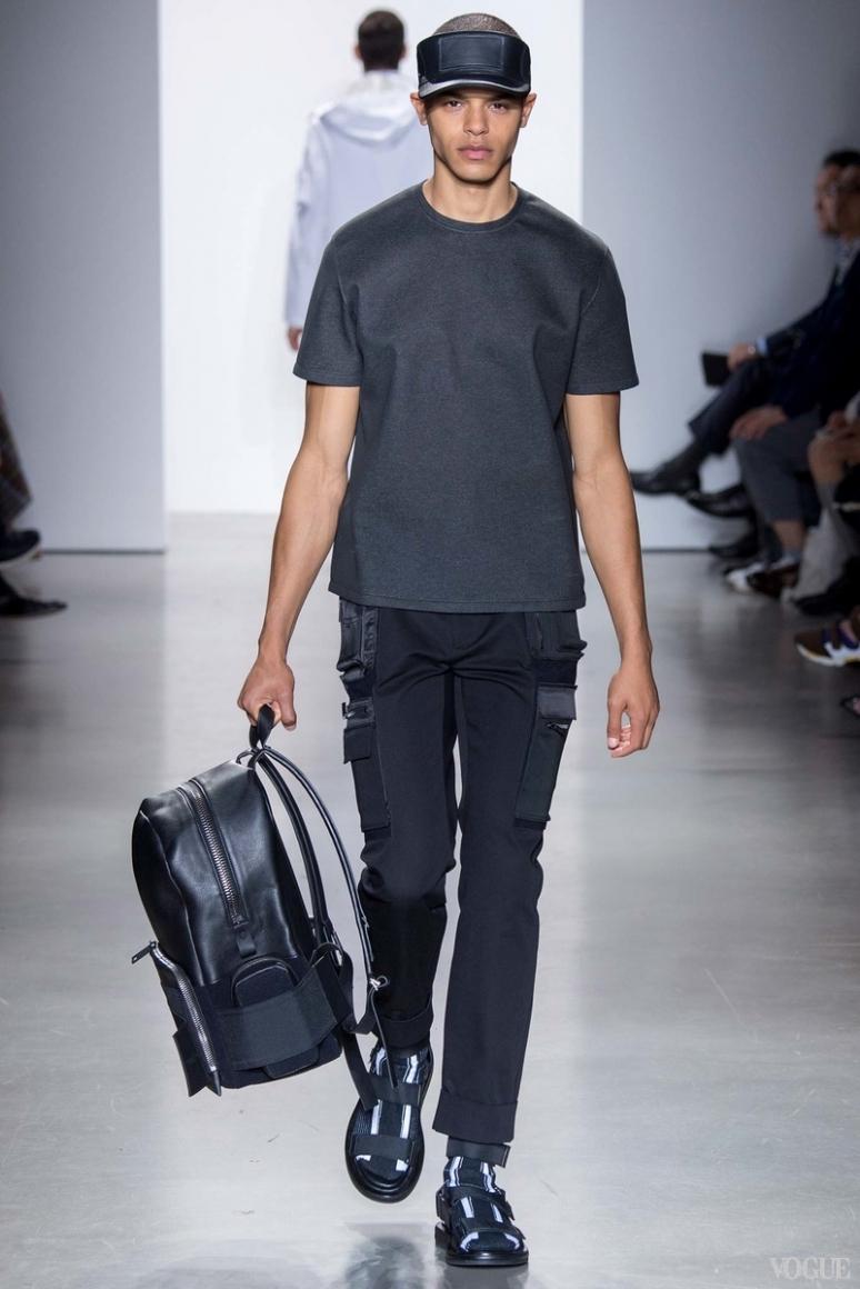 Calvin Klein Menswear весна-лето 2016 #8
