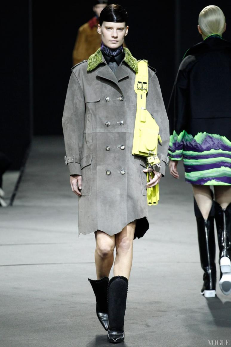 Alexander Wang осень-зима 2014/2015 #21