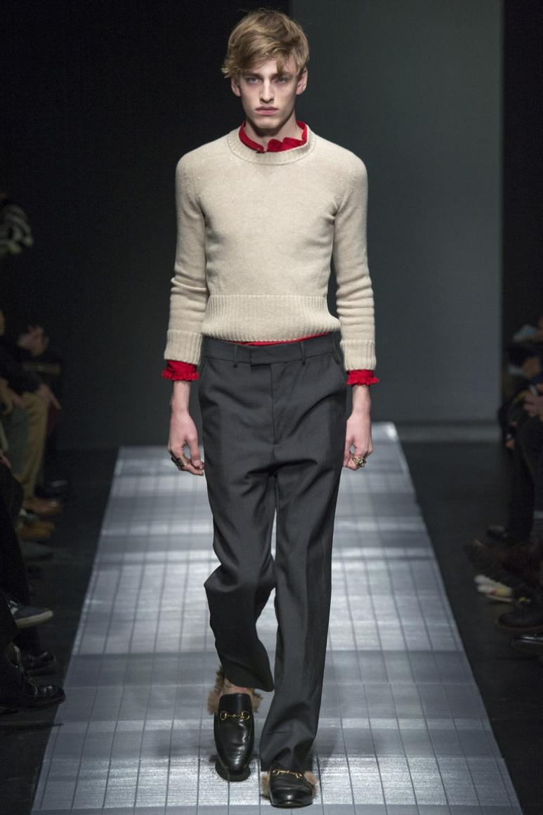 Gucci Menswear осень-зима 2015/2016 #18