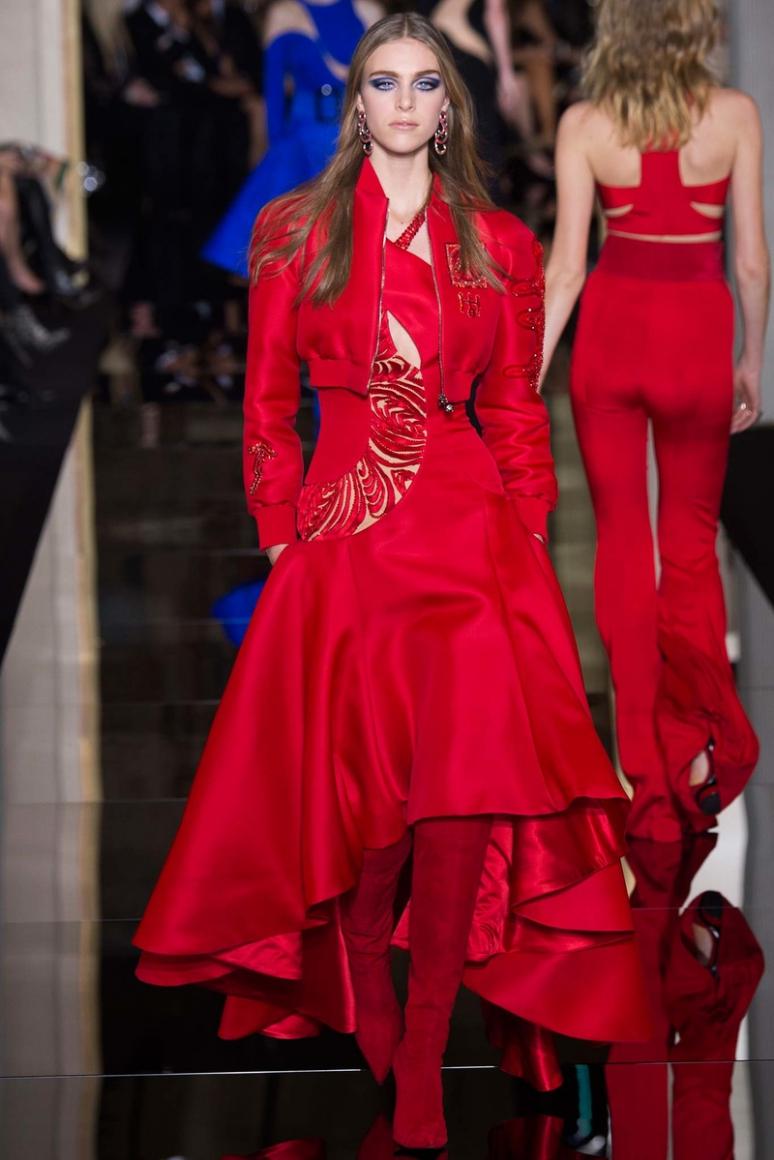 Atelier Versace Couture весна-лето 2015 #35