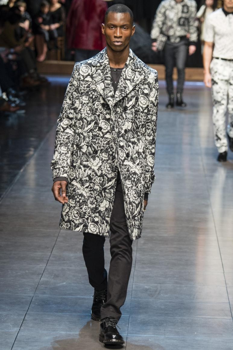 Dolce & Gabbana Menswear осень-зима 2015/2016 #48