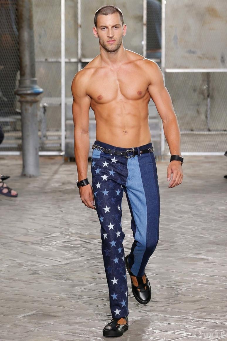 Givenchy Menswear весна-лето 2016 #34
