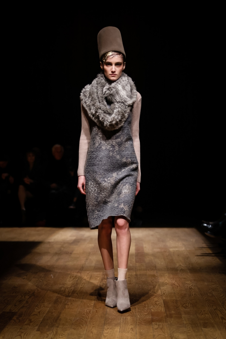Josie Natori осень-зима 2015/2016 #6