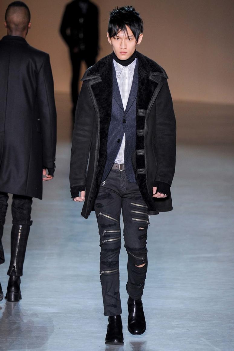 Diesel Black Gold Menswear осень-зима 2015/2016 #16