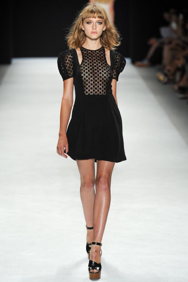 Jill Stuart весна-лето 2014 #15