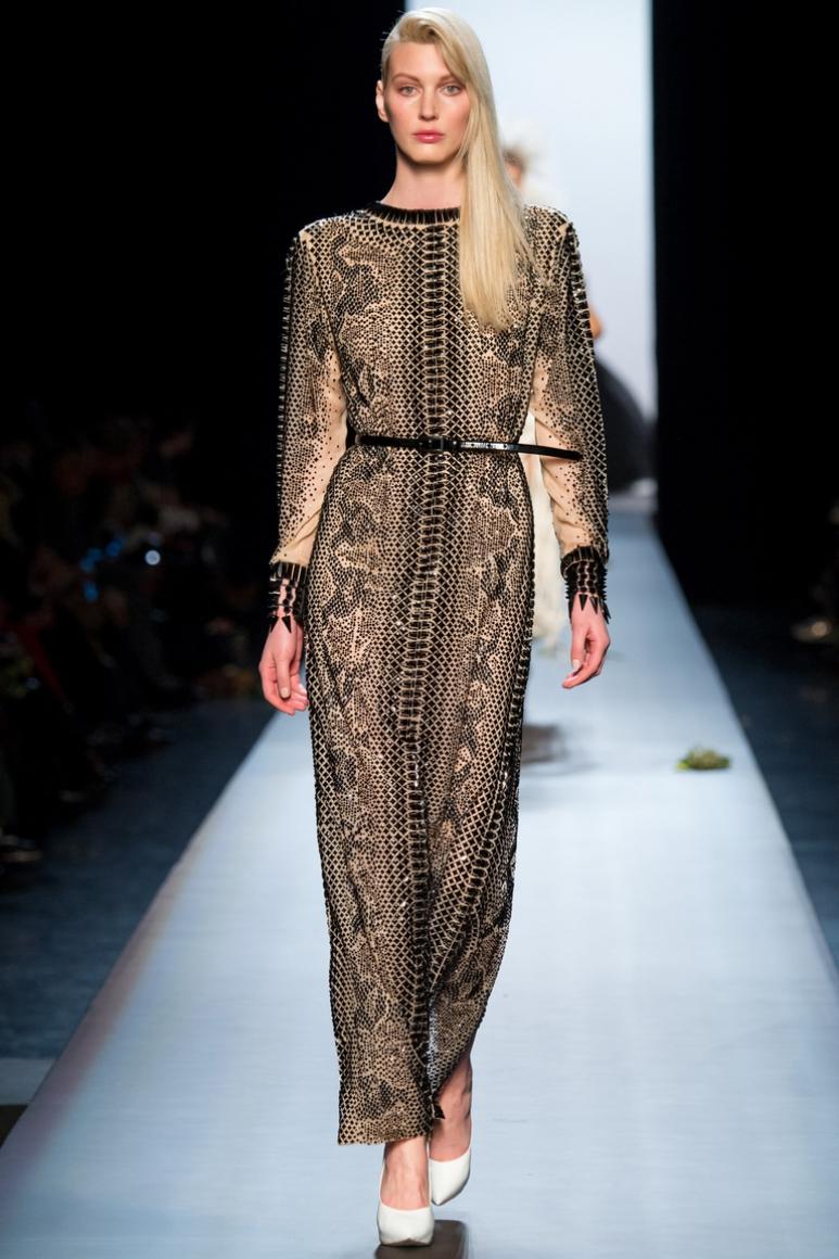 Jean Paul Gaultier Couture весна-лето 2015 #7