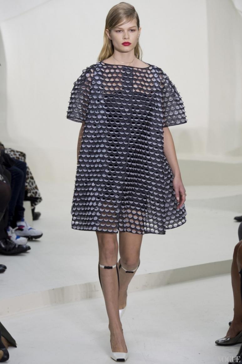 Christian Dior Couture весна-лето 2014 #49