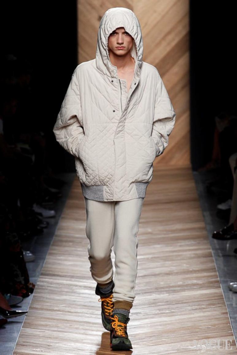 Bottega Veneta Menswear весна-лето 2016 #15