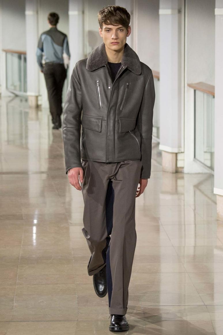 Hermes Menswear осень-зима 2015/2016 #26