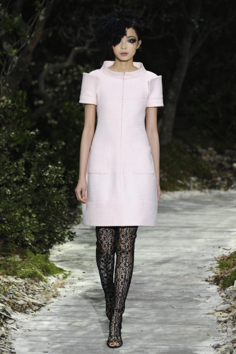 Chanel Couture весна-лето 2013 #7