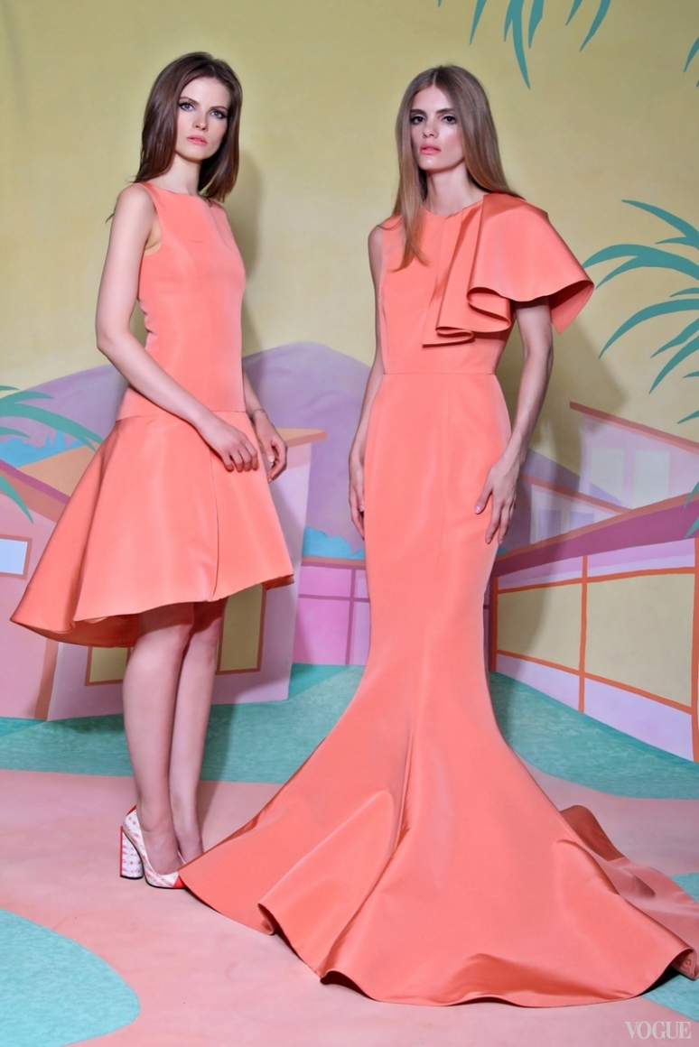 Christian Siriano Resort 2016 #12
