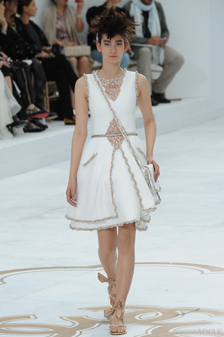 Chanel Couture осень-зима 2014/2015 #19