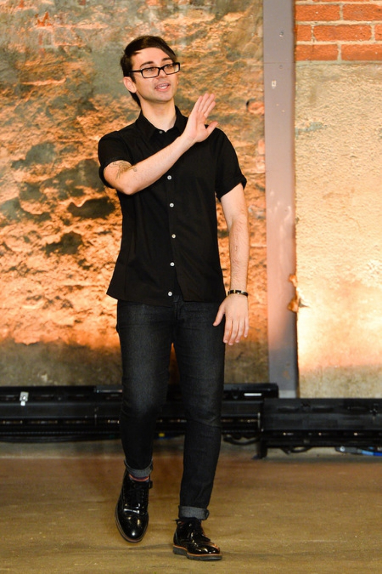 Christian Siriano весна-лето 2014 #1