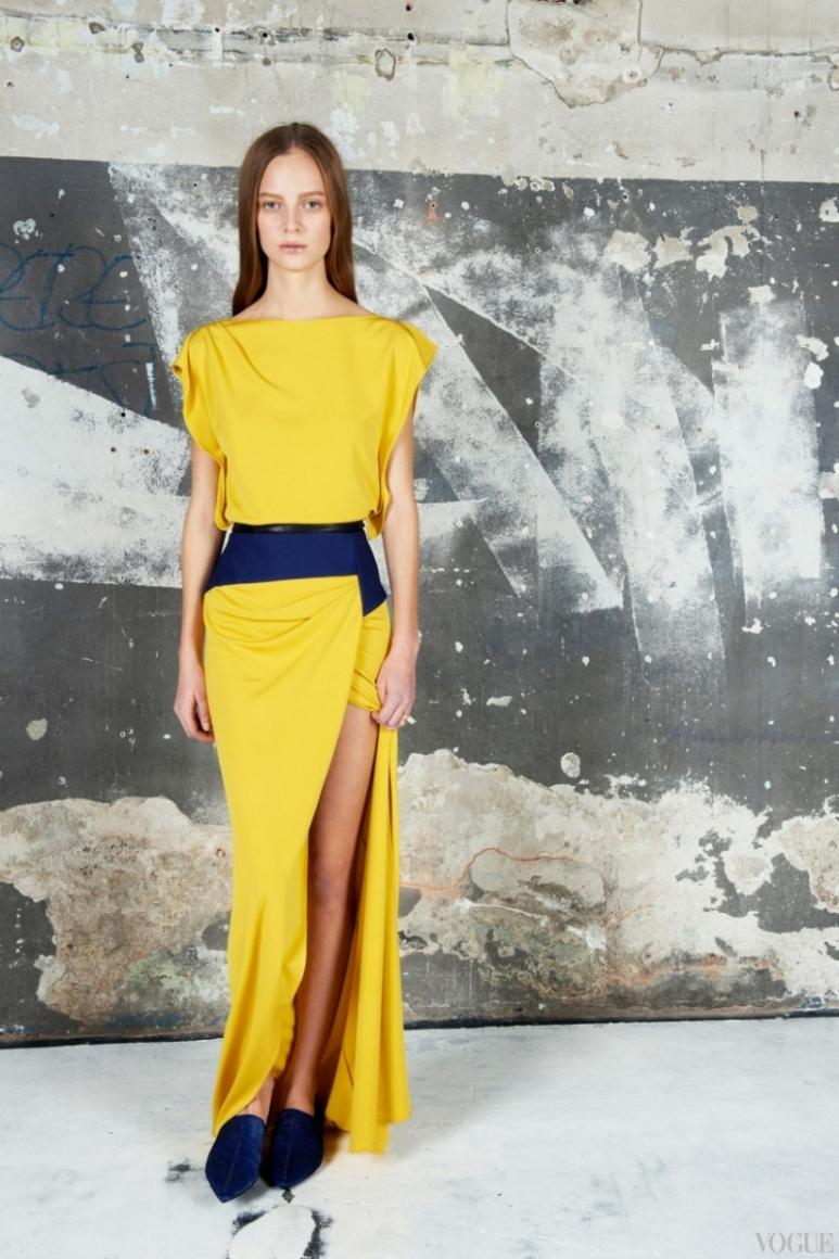 Vionnet Couture весна-лето 2013 #4