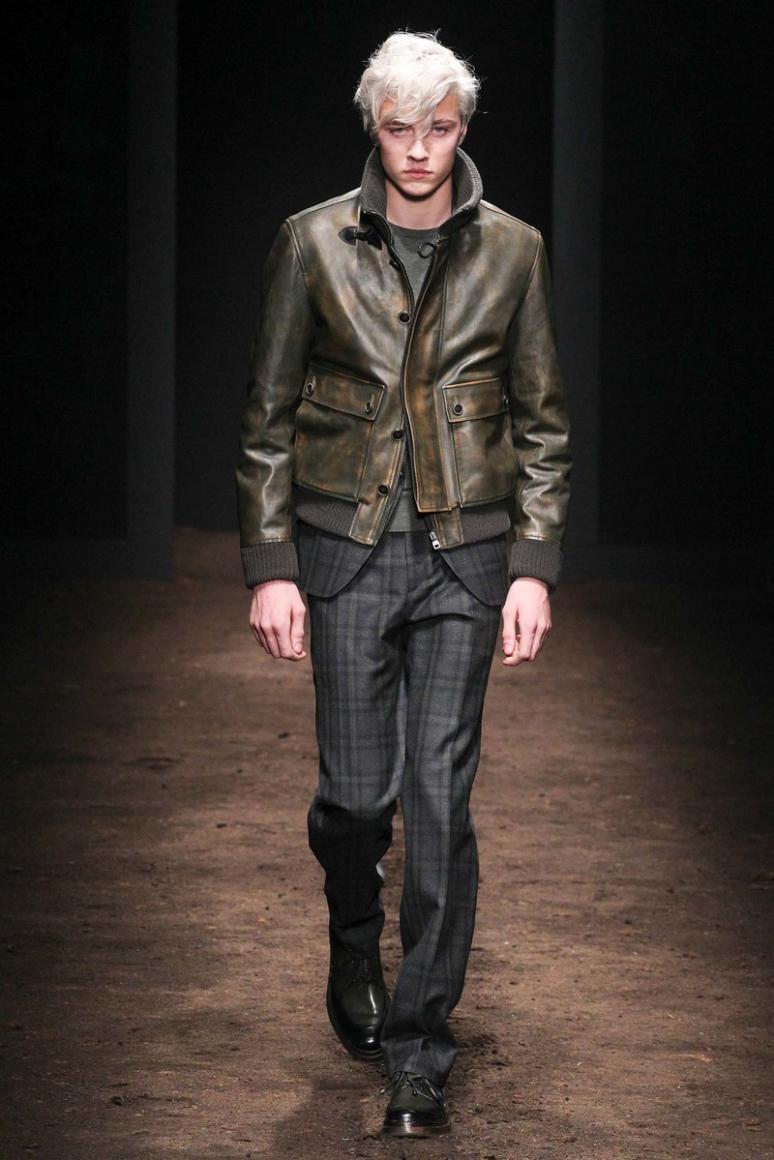Salvatore Ferragamo Menswear осень-зима 2015/2016 #19