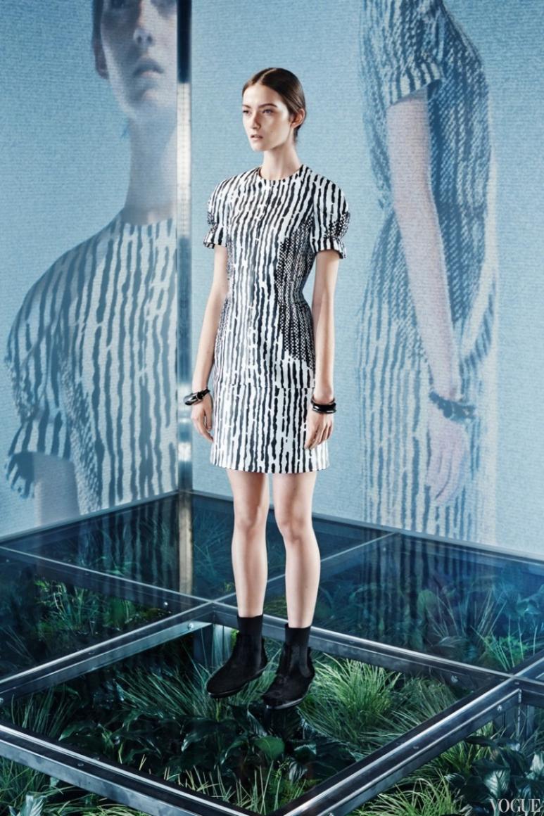 Balenciaga Couture весна-лето 2013 #18