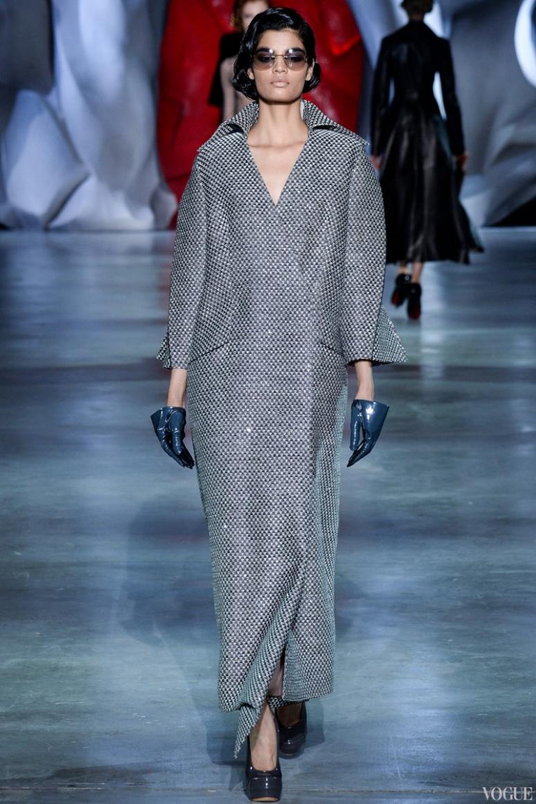 Ulyana Sergeenko Couture осень-зима 2014/2015 #38