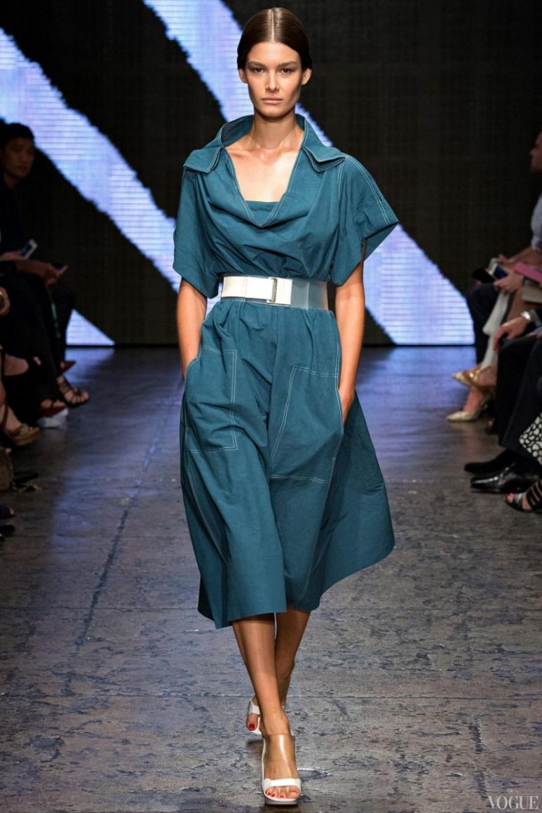 Donna Karan весна-лето 2015 #19