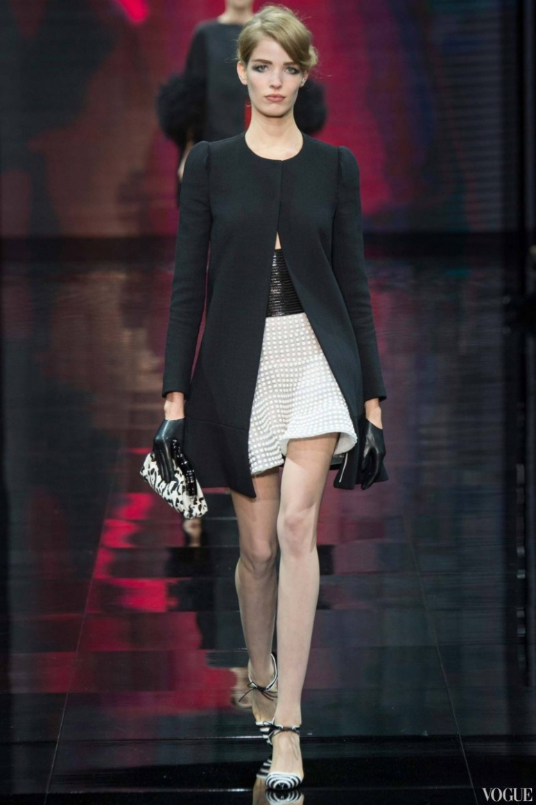 Armani Priv? Couture осень-зима 2014/2015 #36