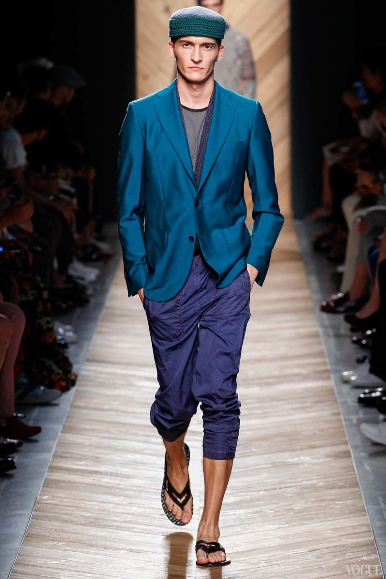 Bottega Veneta Menswear весна-лето 2016 #4