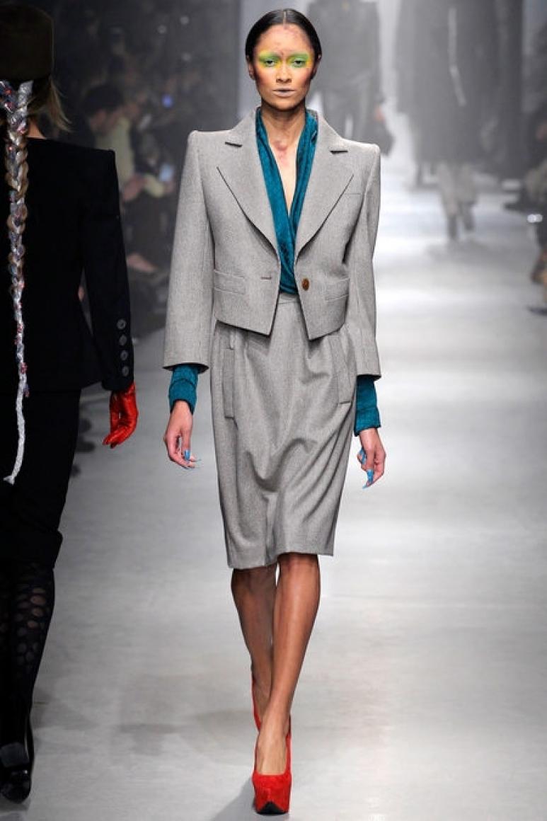 Vivienne Westwood осень-зима 2013/2014 #38
