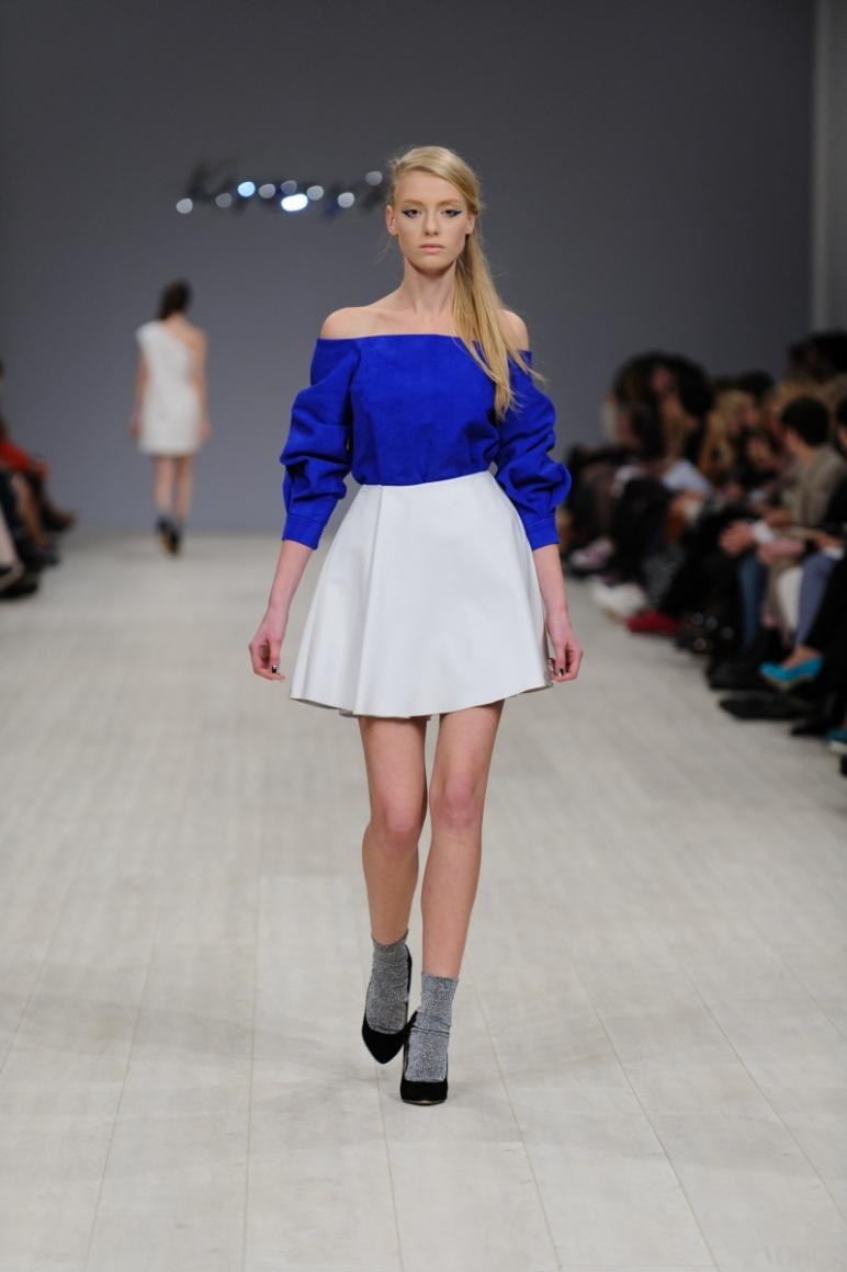 Ksenia Kireeva весна-лето 2014 #4
