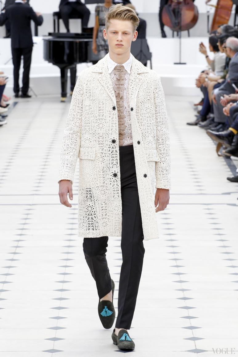 Burberry Prorsum Menswear весна-лето 2016 #6