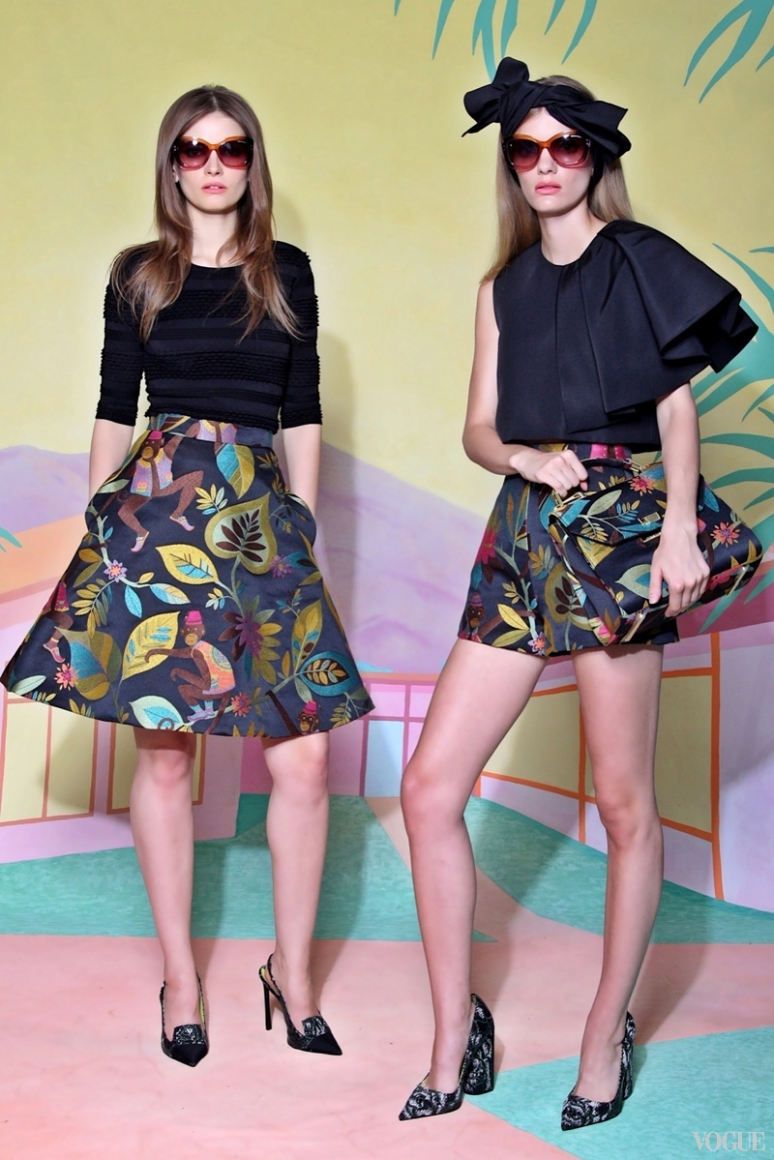Christian Siriano Resort 2016 #26