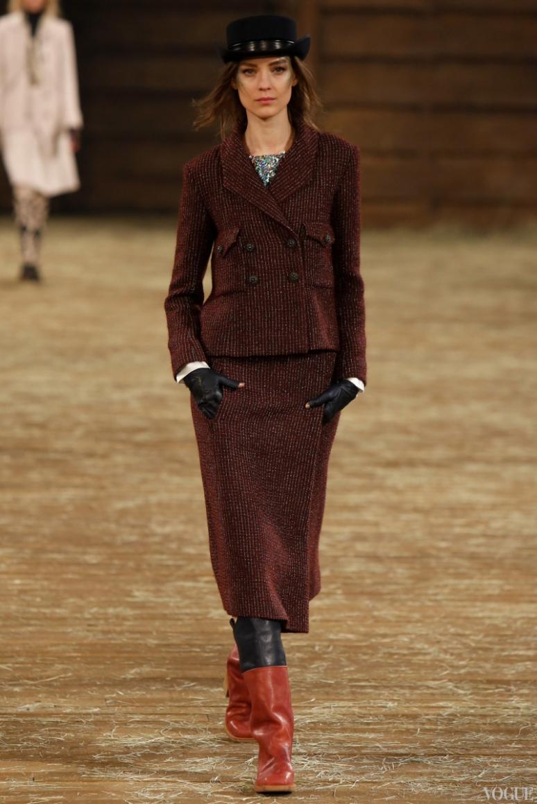 Chanel Couture весна-лето 2013 #93