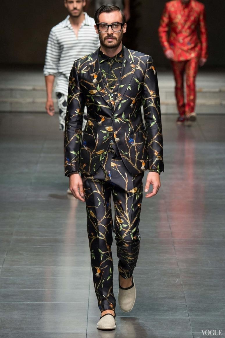 Dolce & Gabbana Menswear весна-лето 2016 #18