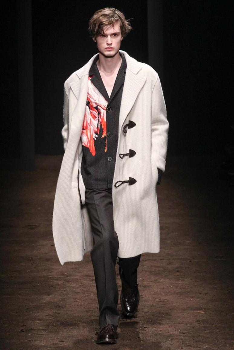 Salvatore Ferragamo Menswear осень-зима 2015/2016 #34