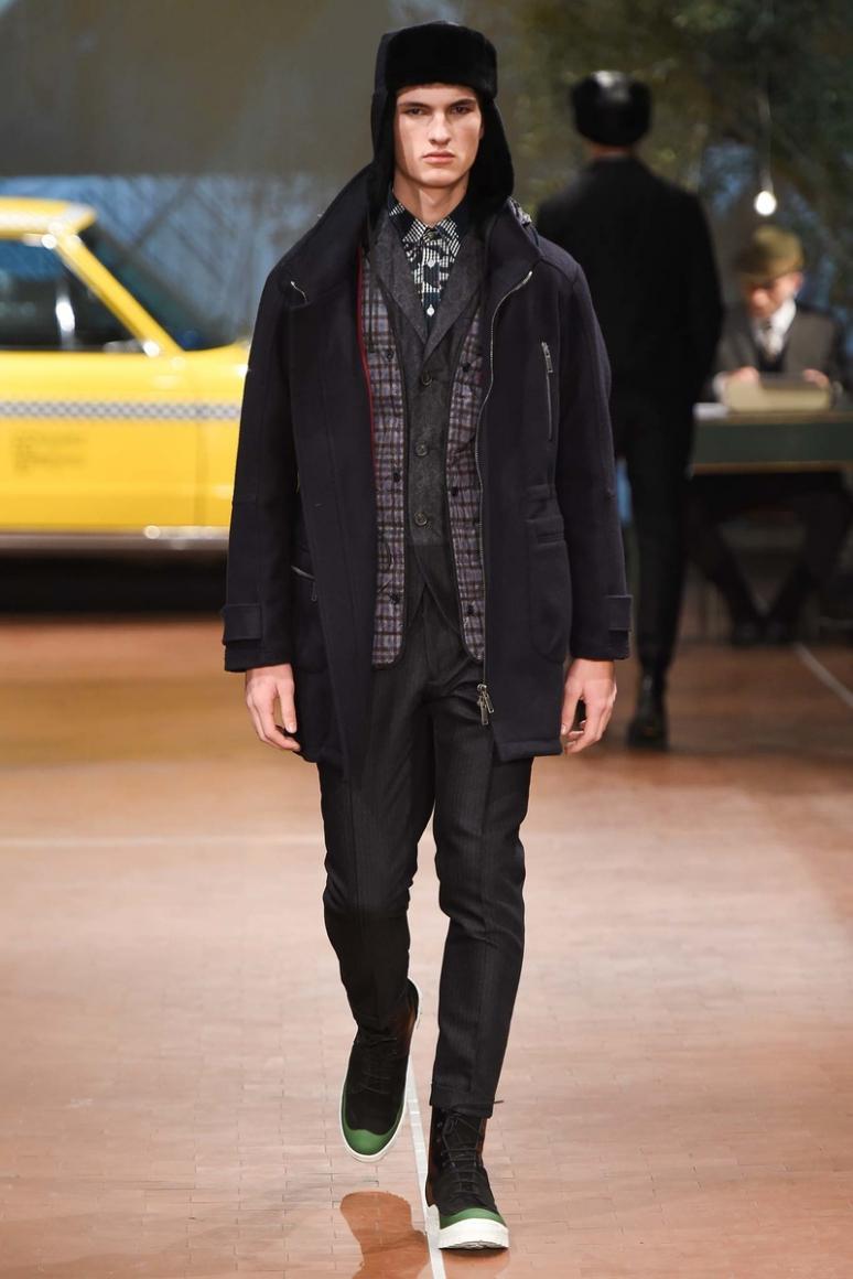 Antonio Marras Menswear осень-зима 2015/2016 #13