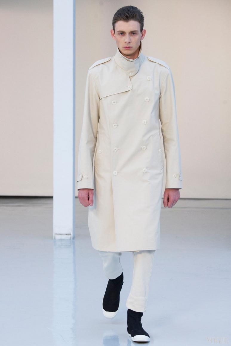 Lemaire Menswear весна-лето 2016 #15