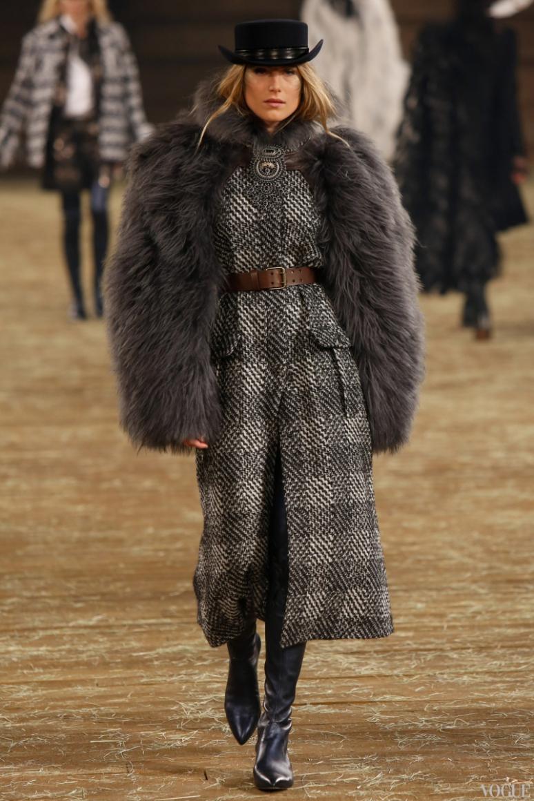 Chanel Couture весна-лето 2013 #52