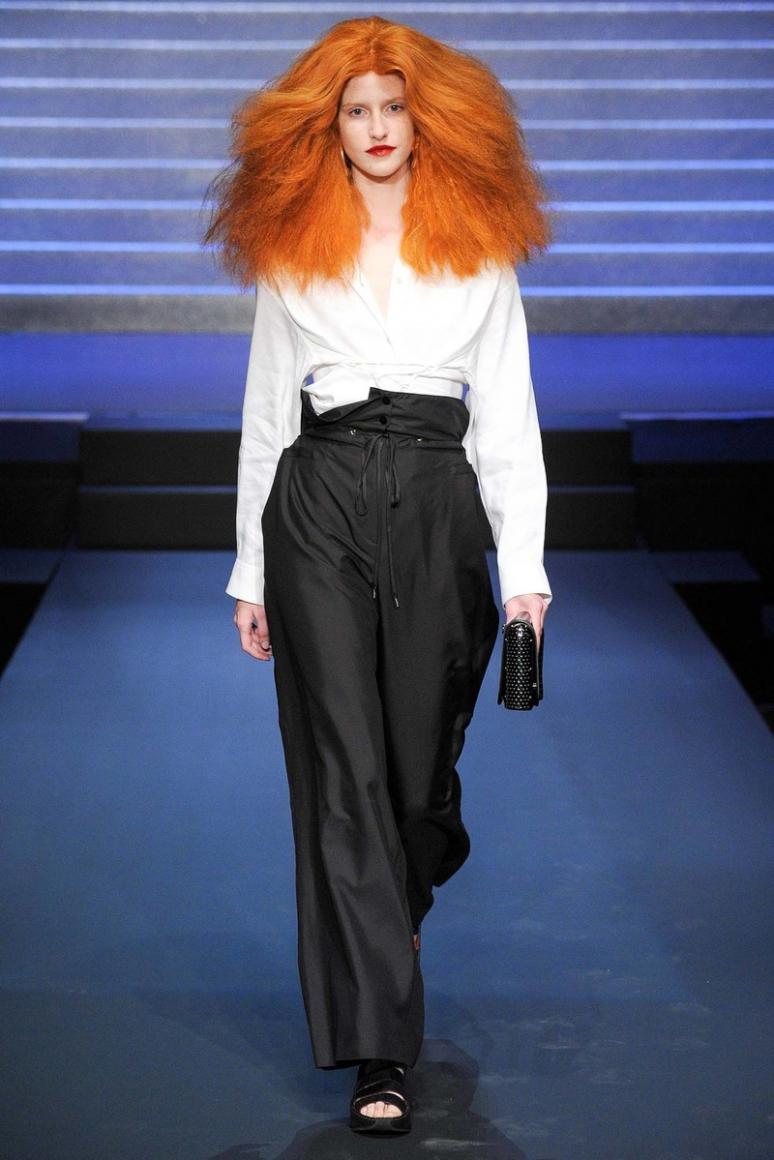 Jean Paul Gaultier весна-лето 2015 #47