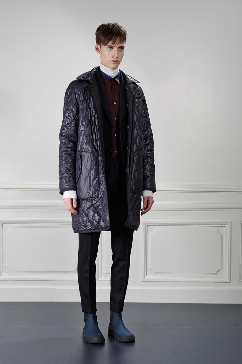 Viktor & Rolf Menswear осень-зима 2015/2016 #9