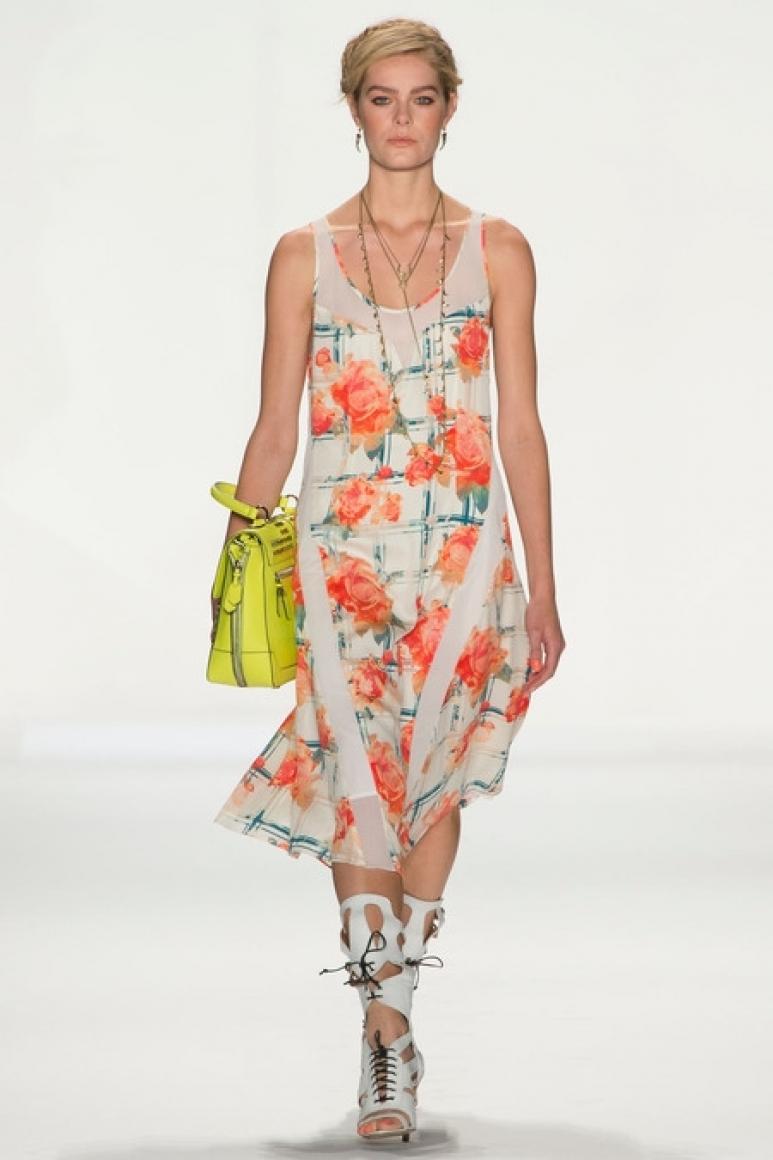 Rebecca Minkoff весна-лето 2014 #5