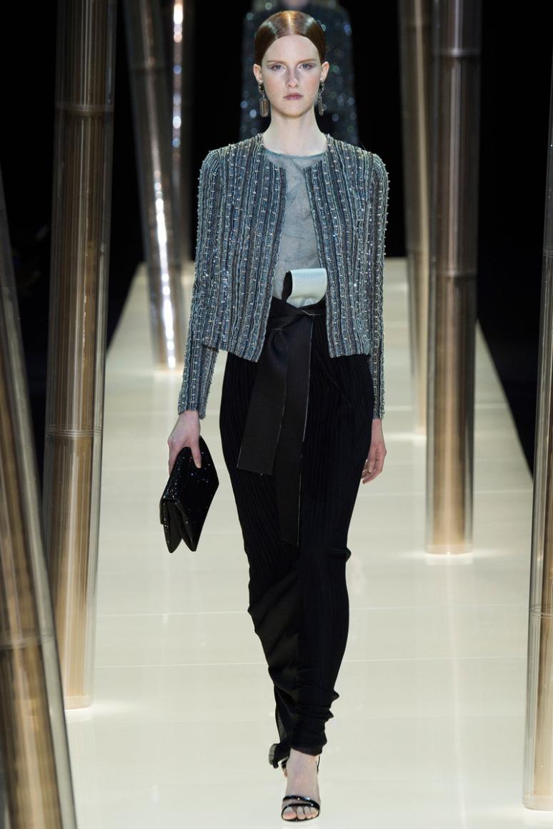 Armani Priv? Couture весна-лето 2015 #35