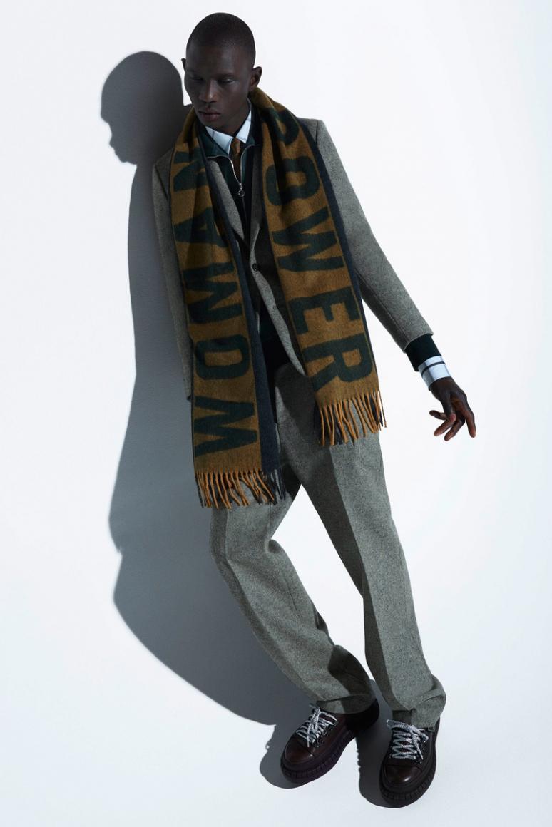 Acne Menswear осень-зима 2015/2016 #4