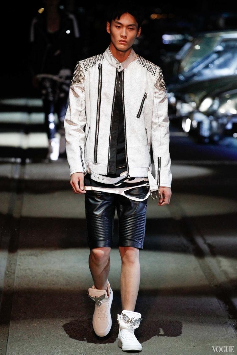 Philipp Plein Menswear весна-лето 2016 #10