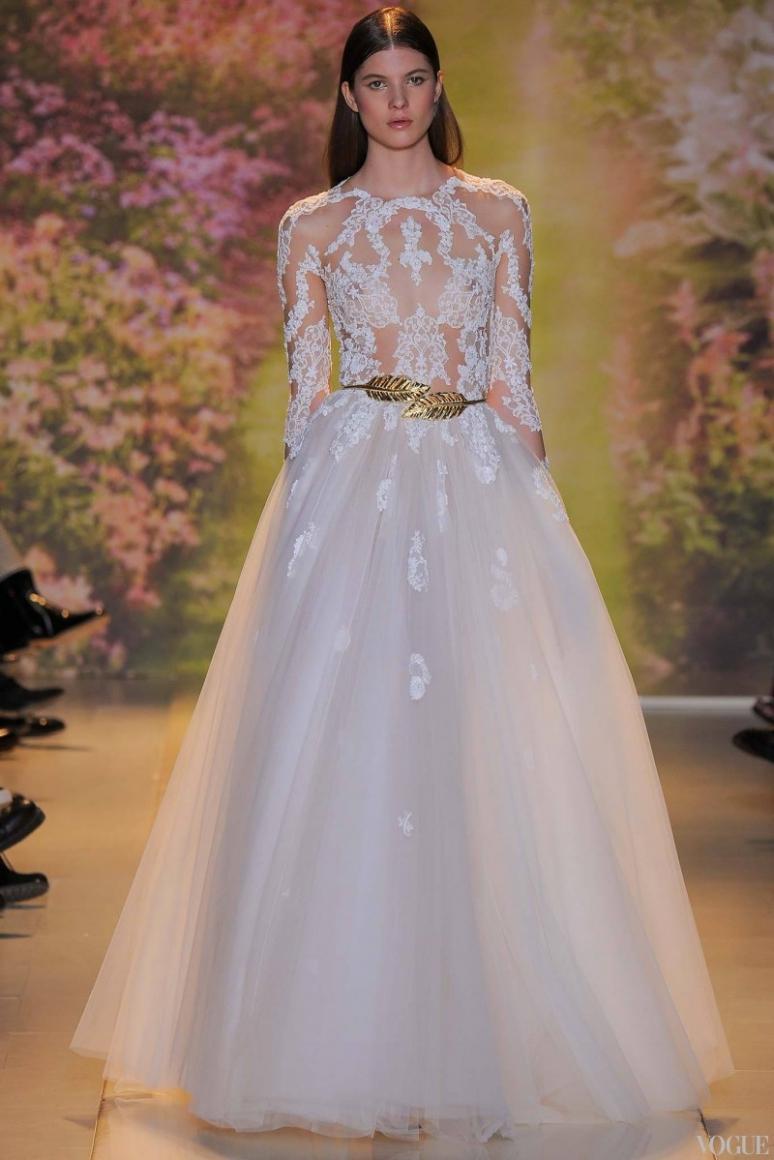 Zuhair Murad Couture весна-лето 2014 #37