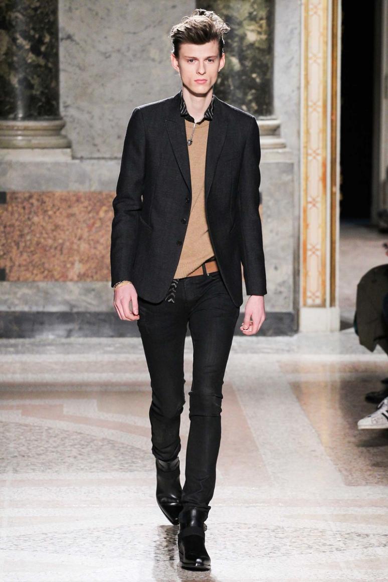 Roberto Cavalli Menswear осень-зима 2015/2016 #27