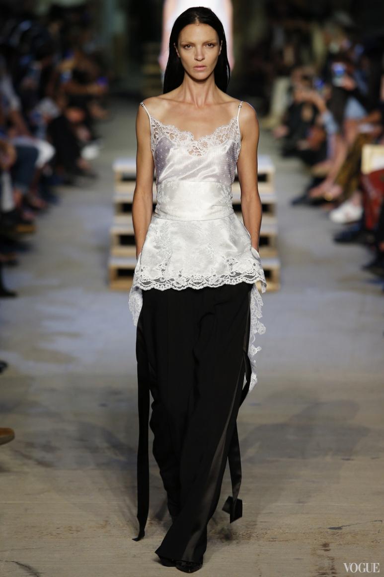 Givenchy весна-лето 2016 #88