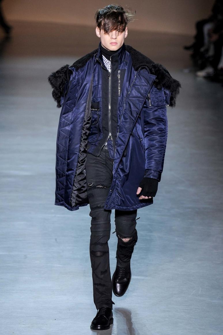 Diesel Black Gold Menswear осень-зима 2015/2016 #13
