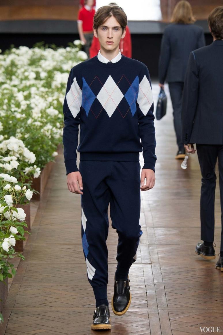 Dior Homme Menswear весна-лето 2016 #35