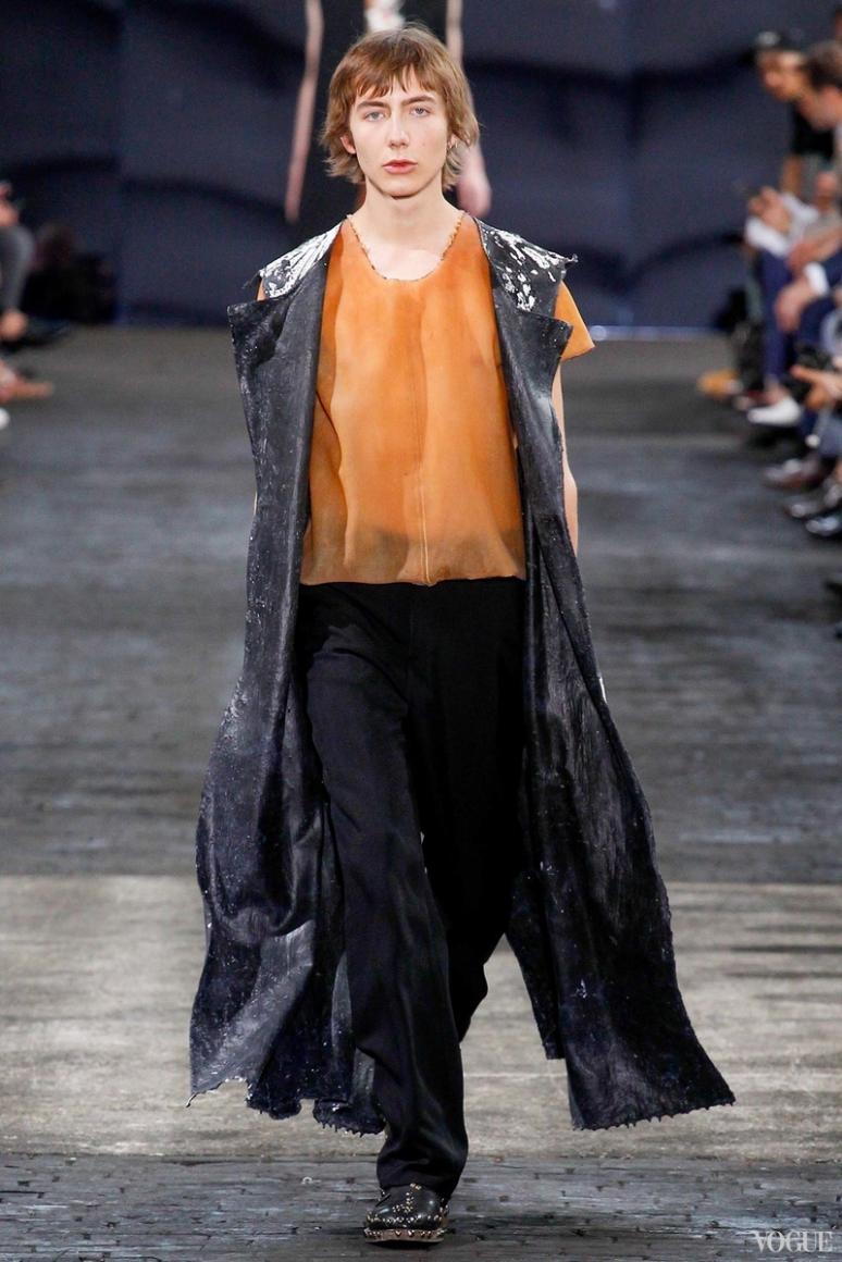 Maison Martin Margiela Menswear весна-лето 2016 #3