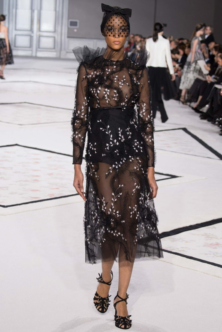 Giambattista Valli Couture весна-лето 2015 #32