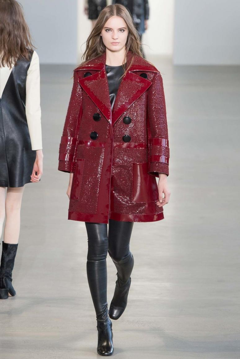 Calvin Klein осень-зима 2015/2016 #15