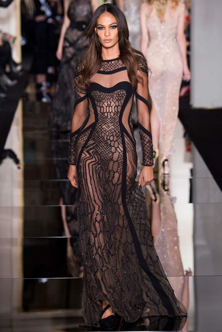 Atelier Versace Couture весна-лето 2015 #15